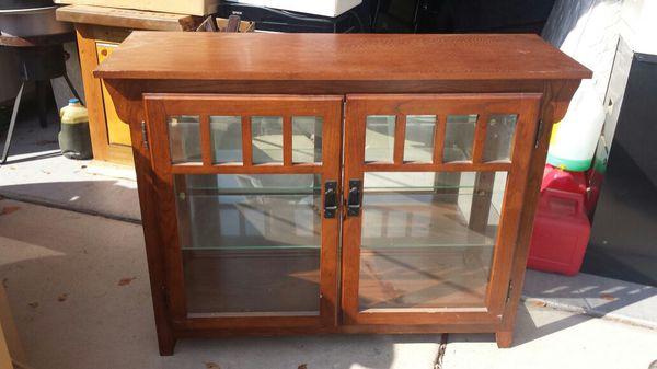 Curio Cabinet Furniture In Gilbert Az Offerup