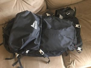 Gregory Z55 BackPacking Bag