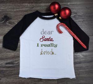 Funny Christmas Toddler Shirt