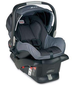 Britax BOB B-Safe Infant Car Seat with extra Base (Model E9LE54A)