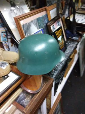 Spanish-German Military Helmet