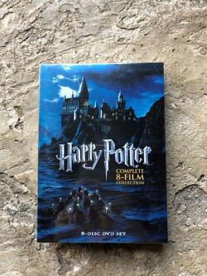 Harry POTTER all 8 collection new and sealed!