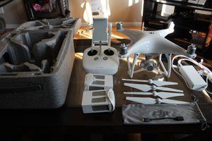 DJI Phantom 4 Quadcopter 4K Video Camera Drone