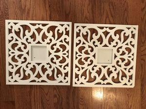 White Decorative Picture Frames