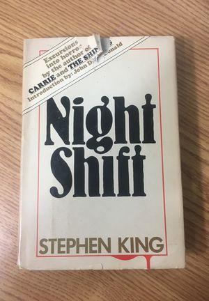 Stephen King Night Shift