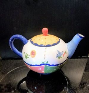 New Tea pot never used