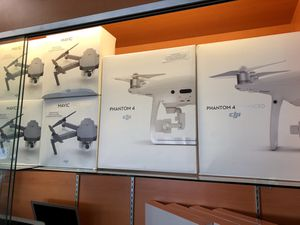 DJI mavic Pro drone and more