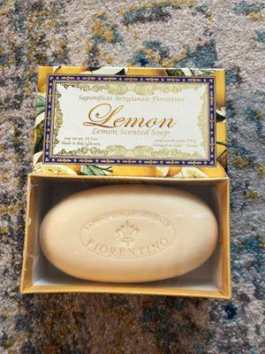 Luxury Soaps: Saponificio Artigianale Fiorentino and Castelbel