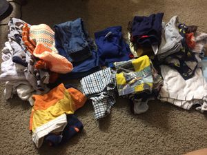 Baby boy clothes 0 to 10 months