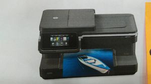 HP Photosmart 7510 All-in-one c-311a with eFax printer. With all 5 cartridges.