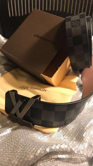 "Louis Vuitton Belt (32-34"")"