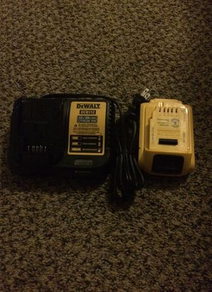 New Dewalt Battery Charger and Battery