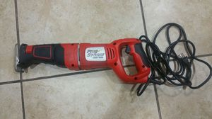 Black and decker reciprocating saw, sawzall
