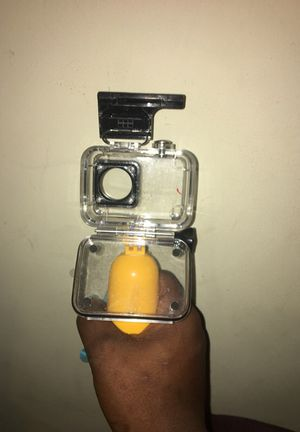 I lost my go pro but this is for sale