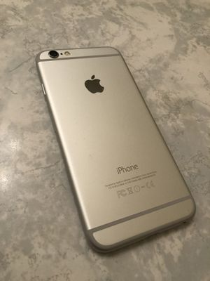 AT&T or Cricket iPhone 6 16gb