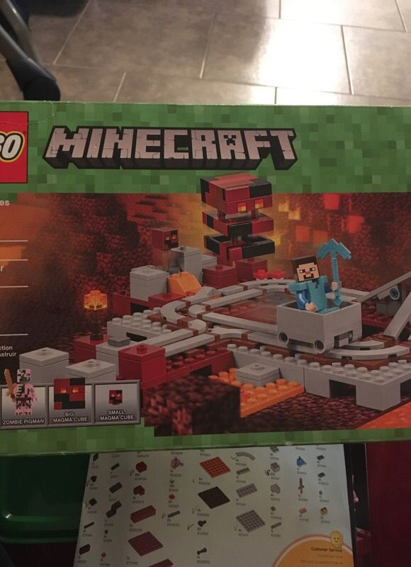 Minecraft lego (missing parts) (Games & Toys) in Las Vegas, NV ...