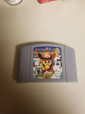 Mario party 2 (incredible quality!)