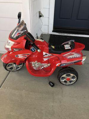 Power toy car