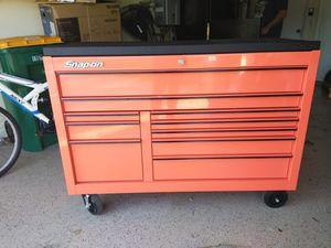 Snapon tool box