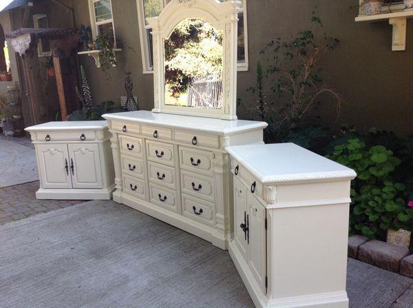Ornate Neoclassical Bedroom SetOrnate Neoclassical Bedroom Set   Furniture   in San Jose  CA  . Discount Bedroom Sets San Jose Ca. Home Design Ideas