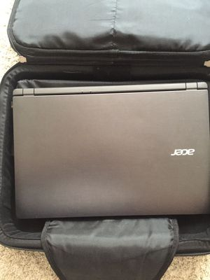 Acer touch screen