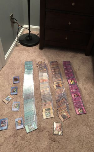 Yu-Gi-Uh Card Collection