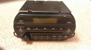 PY520 02-04 Nissan Altima Car Radio
