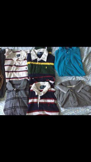 Men Polo Shirts Bundle
