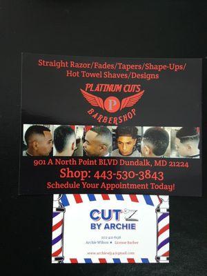Licenced Barber