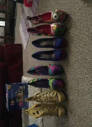 Shoes size 7 1/2