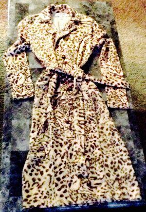 St. John's Leopard Jacket
