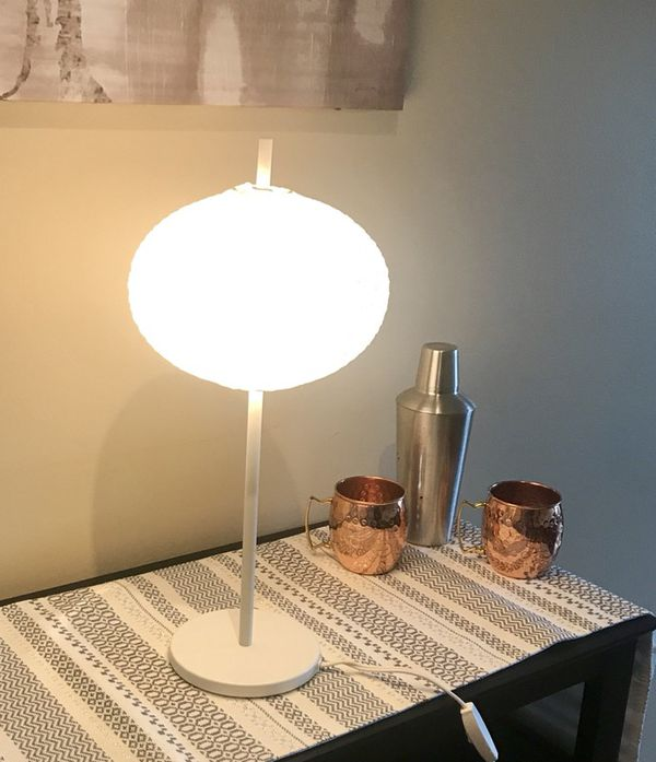 Brand New lamp with free light bulb!
