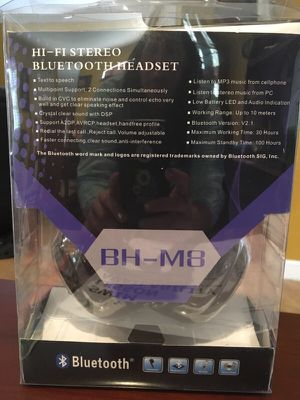 BH-M8 Bluetooth Headset