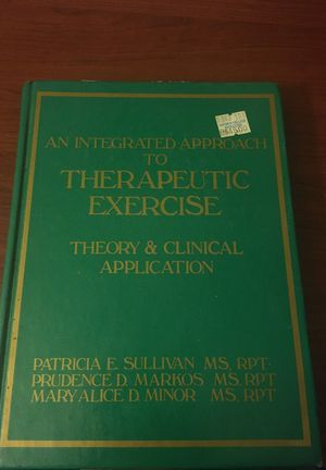 An integrated approach to therapeutic exercise theory and clinical application