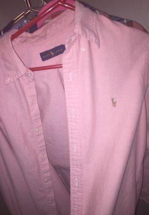 Polo Ralph Lauren Button Down Men's Large(Brand New)
