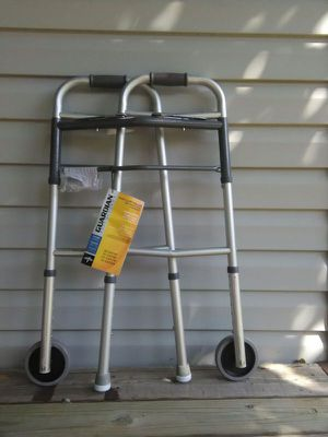 Easy care Walker for elderly