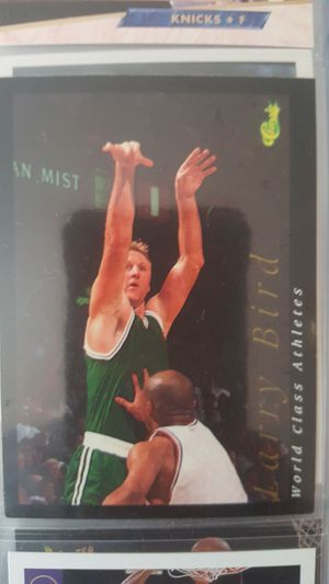 Basketball Card collection. '92 classic card. Offer me a price. Who ever got the highest bid will have this card.