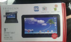 Pro scan tablet