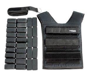 Titan Fitness Adjustable Weighted Vest 50lb