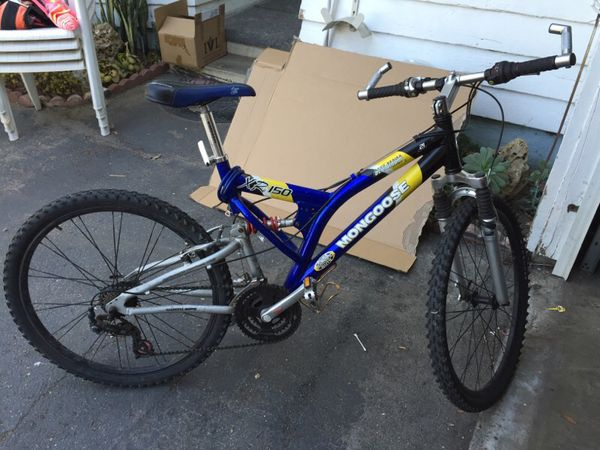 Mongoose XR150 Mountain Bike (Sports & Outdoors) in Los ...