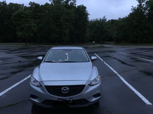 Late 2016 Mazda 6 Sport gray. 47k Miles. Very well maintained.