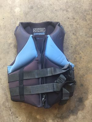 Small or youth life jacket