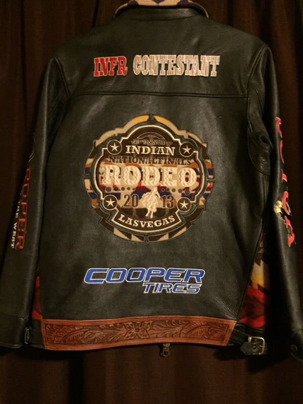 INFR 2013 Rodeo Contestant Jacket (Clothing & Shoes) in ...