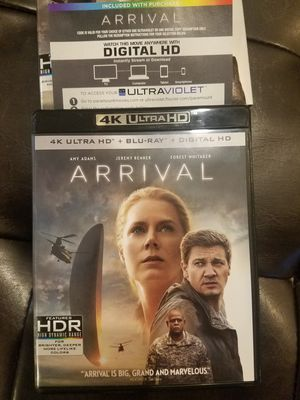 Arrival Digital Copy only
