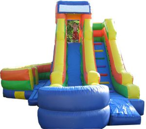 Inflatable combo