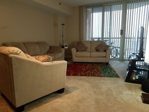 Fully furnished Pentagon City Apartment