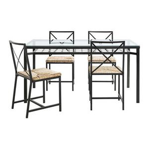 Ikea GRANÅS Dining Set - Table and 4 chairs