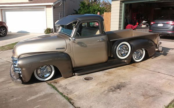 Truck For Sale Bagged