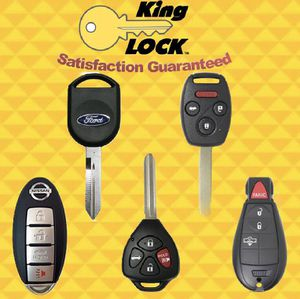 Any Car Key for a Great Price
