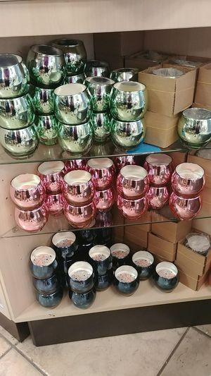 New. Candles